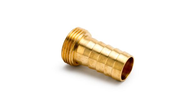 1 x 1 Brass Male