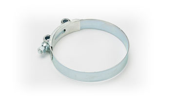 86-91 Heavy Duty Stainless Steel Hose Clamps
