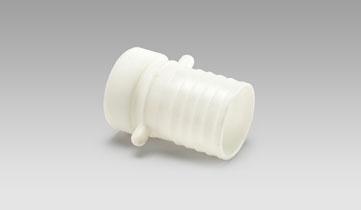 3 x 3 Polypropylene Male URT Thread