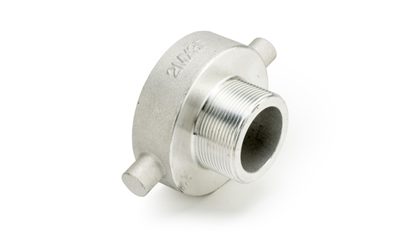ALUMINIUM MALE/FEMALE  LUGGED ADAPTORS