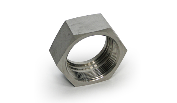 STEEL PLATED NUTS