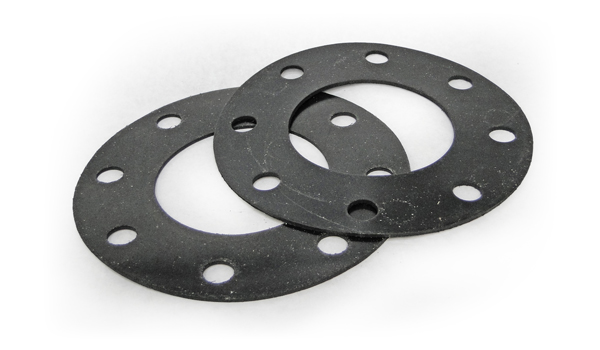 NEOPRENE FLANGE GASKETS FULL FACE
