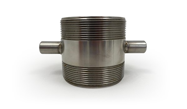 STAINLESS STEEL MALE / MALE LUGGED ADAPTORS