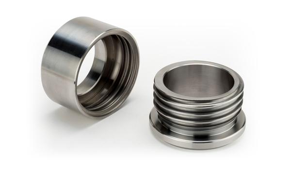 3 URT Male Stainless Steel Butt Weld Adaptors