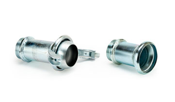 "3 1/2 Male x 3"" URT Bauer x Male URT Adaptors (Painted Finish)"