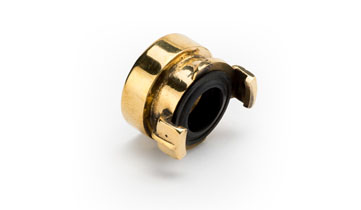 7/8 Brass Quick Release Fittings Female